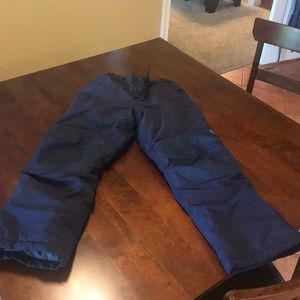 Lands End Squall Snow Pants.   Like New!
